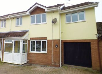 Thumbnail 3 bed semi-detached house to rent in The Oak Field, Cinderford