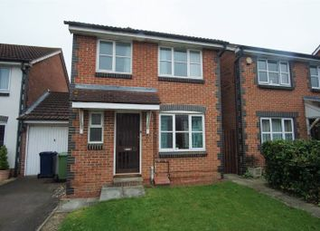 Thumbnail 3 bed link-detached house for sale in Pirton Meadow, Churchdown, Gloucester