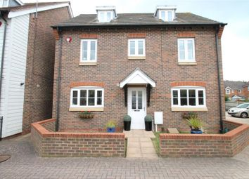 Thumbnail 5 bed detached house for sale in Lucksfield Way, Angmering, West Sussex