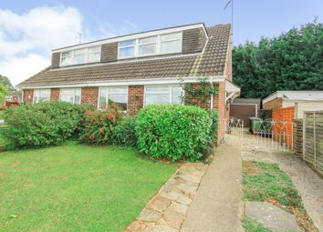 3 bed semi-detached house for sale in Roche Way, Wellingborough NN8