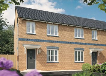 Thumbnail 3 bed semi-detached house for sale in Robins Wood Road, Nottingham