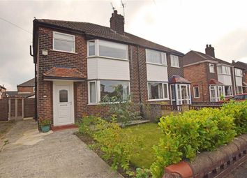 Thumbnail 3 bed semi-detached house for sale in Riverton Road, East Didsbury, Manchester