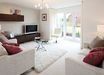 "Thumbnail 4 bed detached house for sale in ""Glenmore"" at Mugiemoss Road, Bucksburn, Aberdeen"