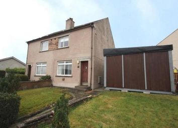Thumbnail 2 bed semi-detached house for sale in Hazel Place, Leslie, Glenrothes, Fife