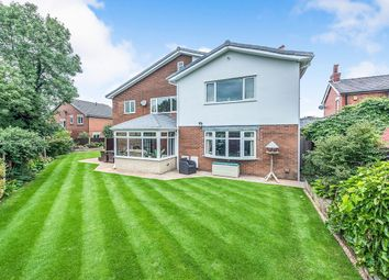 Thumbnail 5 bed detached house for sale in Liverpool Old Road, Much Hoole, Preston