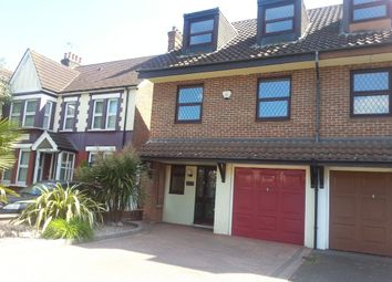 Thumbnail 4 bedroom town house to rent in The Ridgeway, North Chingford