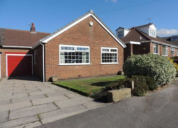 Thumbnail 3 bed detached bungalow for sale in Catherine Road, Romiley, Stockport