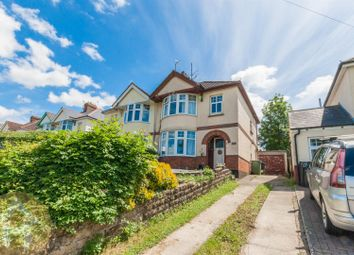 Thumbnail 3 bed semi-detached house for sale in Nore Marsh Road, Royal Wootton Bassett, Swindon