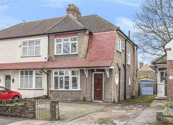 Thumbnail 3 bed semi-detached house for sale in Widmore Lodge Road, Bromley