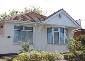Thumbnail 2 bed detached bungalow for sale in St. Chads Road, Bilston
