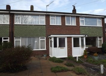 Thumbnail 2 bed terraced house to rent in York Close, Christchurch
