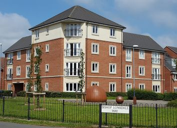 Thumbnail 2 bed flat for sale in Bishop Lonsdale Way, Mickleover, Derby