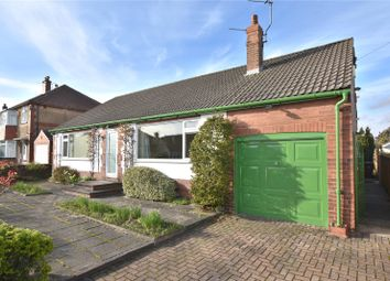 Thumbnail 3 bed bungalow for sale in Lyndhurst Road, Scholes, Leeds, West Yorkshire