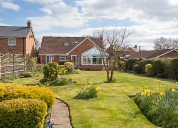 Thumbnail 4 bed detached house for sale in The Green, Raskelf, York