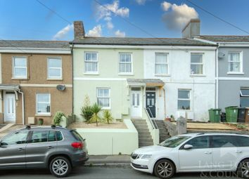 Thumbnail 3 bed terraced house for sale in Thornville Terrace, Oreston, Plymouth.