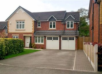 Thumbnail 5 bedroom detached house for sale in Ashenhurst Way, Leek, Staffordshire