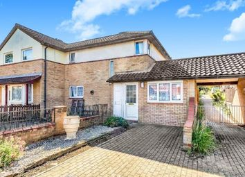Thumbnail 3 bed semi-detached house for sale in Fairford Crescent, Downhead Park, Milton Keynes, Buckinghamshire