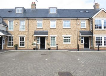 Thumbnail 4 bedroom town house for sale in Usborne Mews, Writtle, Chelmsford