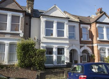 Thumbnail 2 bed flat for sale in Overcliff Road, London