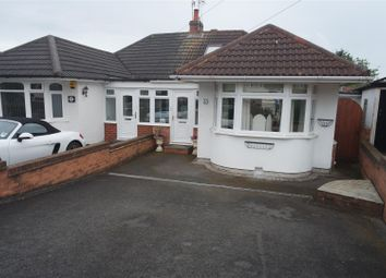 Thumbnail 3 bed bungalow for sale in Wichnor Road, Solihull