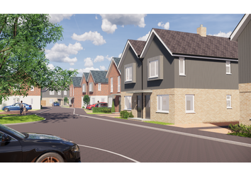 Thumbnail 3 bed semi-detached house for sale in Woodpecker View, Crowborough