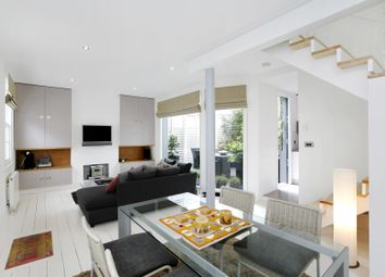 Thumbnail 2 bed flat to rent in Back Lane, Hampstead