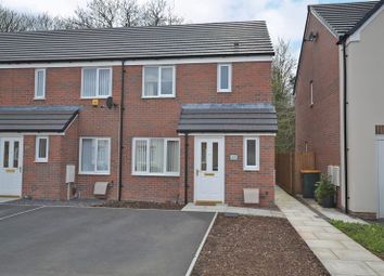 Thumbnail 3 bed semi-detached house for sale in Stylish Modern House, Edmundsbury Road, Newport