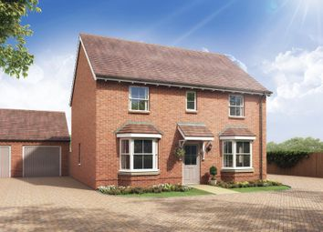 "Thumbnail 4 bed detached house for sale in ""Bradgate"" at Stockton Road, Long Itchington, Southam"