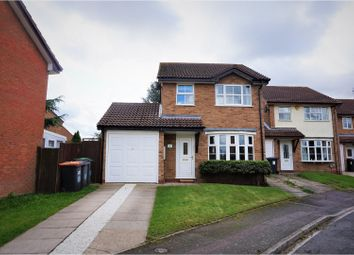 Thumbnail 3 bed detached house for sale in Westminster Gardens, Kempston