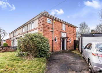 Thumbnail 3 bed end terrace house for sale in Inverness Road, Northfield, Birmingham, West Midlands