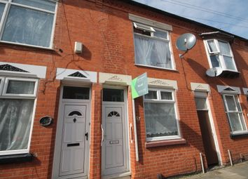 Thumbnail 2 bed terraced house to rent in Marshall Street, Woodgate, Leicester