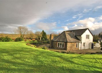 Thumbnail 4 bed detached house for sale in Quoditch, Ashwater, Beaworthy