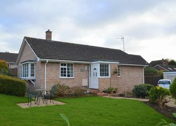 Thumbnail 3 bed detached bungalow for sale in Willowdale Close, Honiton