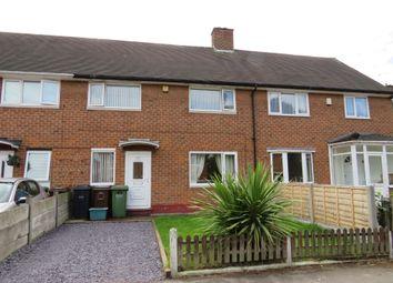 Thumbnail 3 bed terraced house for sale in Hemlingford Road, Kingshurst, Birmingham
