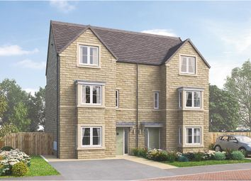 "Thumbnail 3 bed property for sale in ""The Sutton"" at Sandhill Fold, Idle, Bradford"