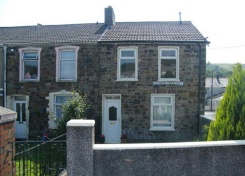 Thumbnail 2 bed terraced house for sale in Pochin Crescent, Tredegar
