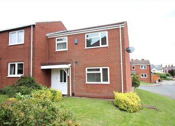 Thumbnail 3 bed end terrace house for sale in Branklene Close, Kimberley, Nottingham