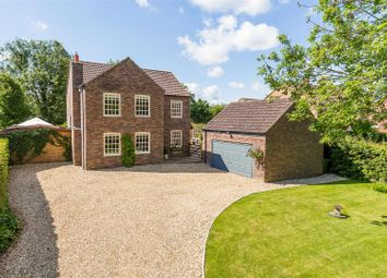 4 bed detached house for sale in Blackthorn Lane, Cammeringham, Lincoln LN1