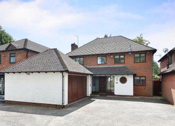 4 bed detached house for sale in Croftdown Road, Harborne, Birmingham B17