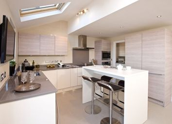 Thumbnail 5 bed detached house for sale in The Emerson, Morda, Oswestry
