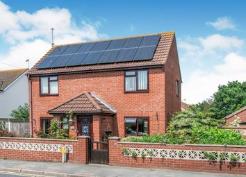 Thumbnail 3 bed detached house for sale in High Street, Kessingland, Lowestoft