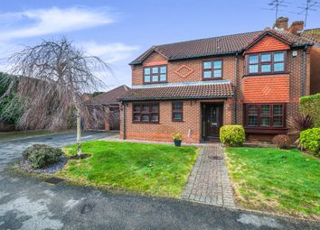 Thumbnail 4 bedroom detached house for sale in Earlsfield, Holyport, Maidenhead