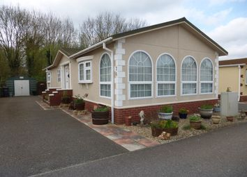 Thumbnail 2 bedroom mobile/park home for sale in Plumtree Mobile Home Park, Marham, King's Lynn
