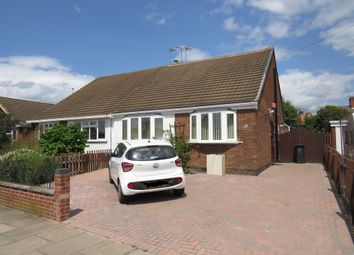 Thumbnail 3 bed semi-detached bungalow for sale in Cheshire Road, Leicester