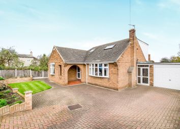 Thumbnail 4 bed detached bungalow for sale in Field Lane, Thornes, Wakefield
