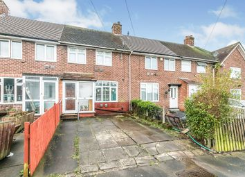 Thumbnail 3 bed semi-detached house for sale in Eatesbrook Road, Birmingham