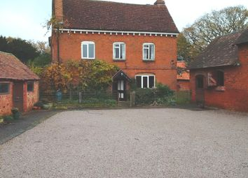 Thumbnail 2 bed farmhouse to rent in Fulford Hall Road, Solihull