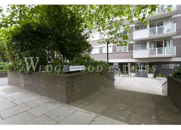 Thumbnail 3 bed flat to rent in Durrels House, Warwick Gardens, Kensington, London