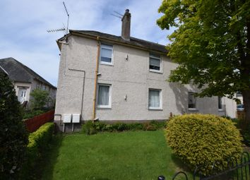 Thumbnail 1 bed flat for sale in Auchentoshan Avenue, Clydebank