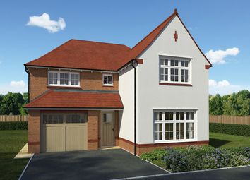 """Thumbnail 4 bed detached house for sale in """"Marlow"""" at Avon Industrial Estate, Butlers Leap, Rugby"""